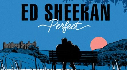 Not Angka Lagu Perfect Ed Sheeran