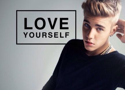 Not Angka Lagu Love Yourself Justin Bieber