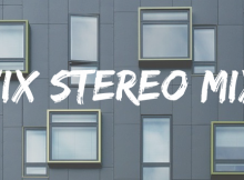 mengaktifkan stereo mix windows