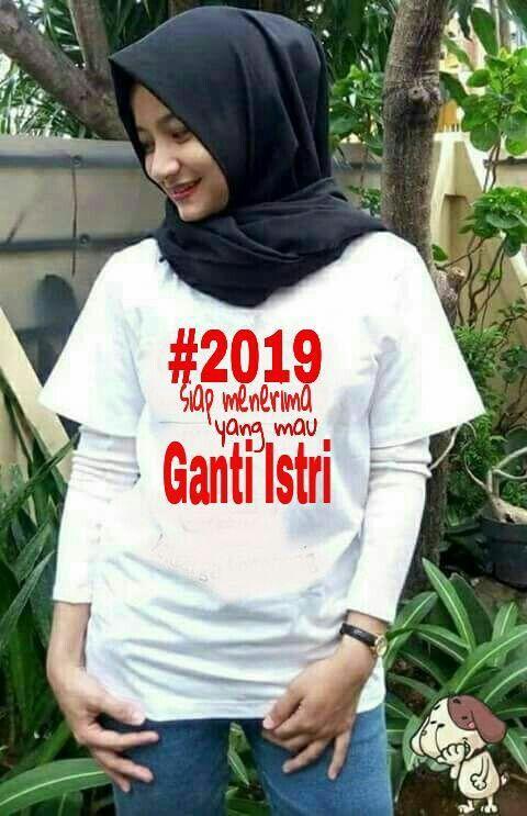 2019 ganti istri
