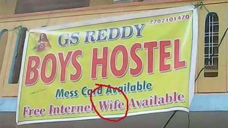 dateng ke sini bisa dapat istri gratis
