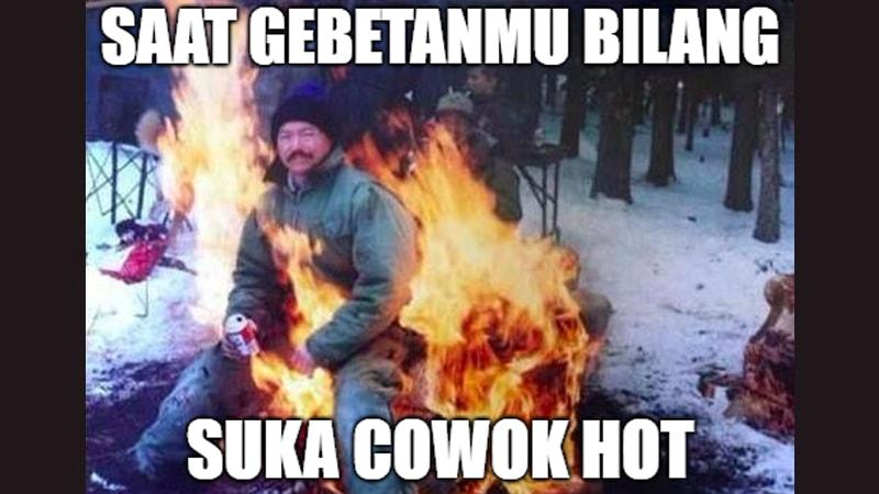 suka cowok hot