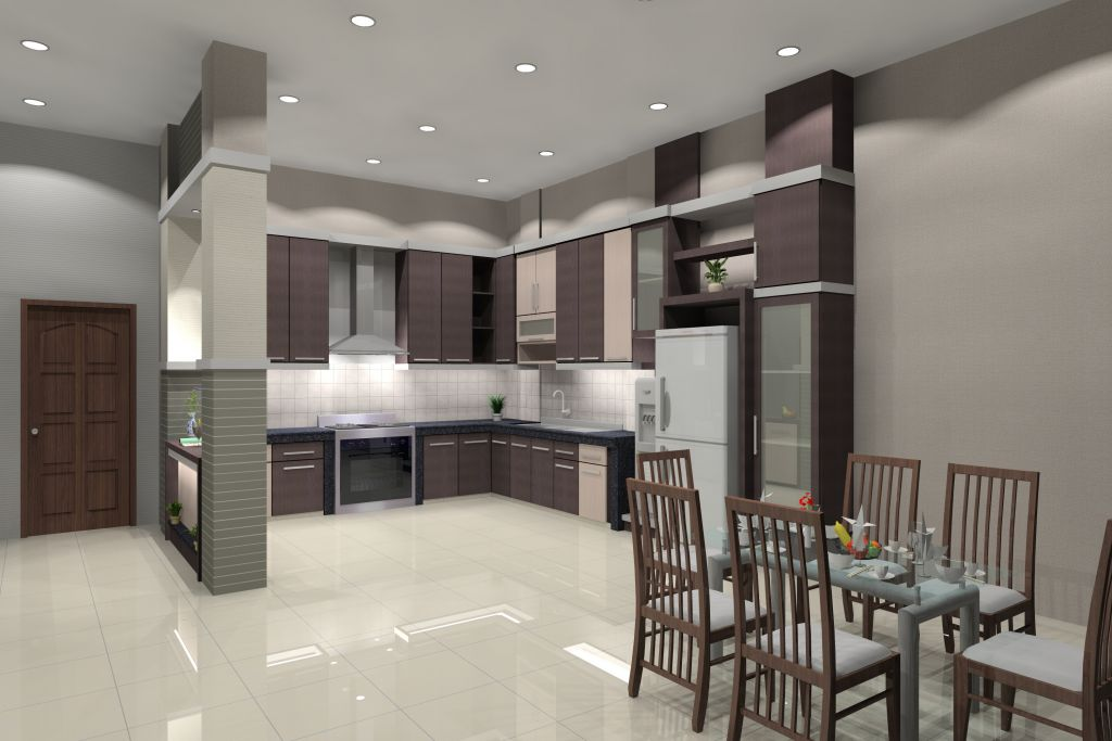 model interior rumah sederhana