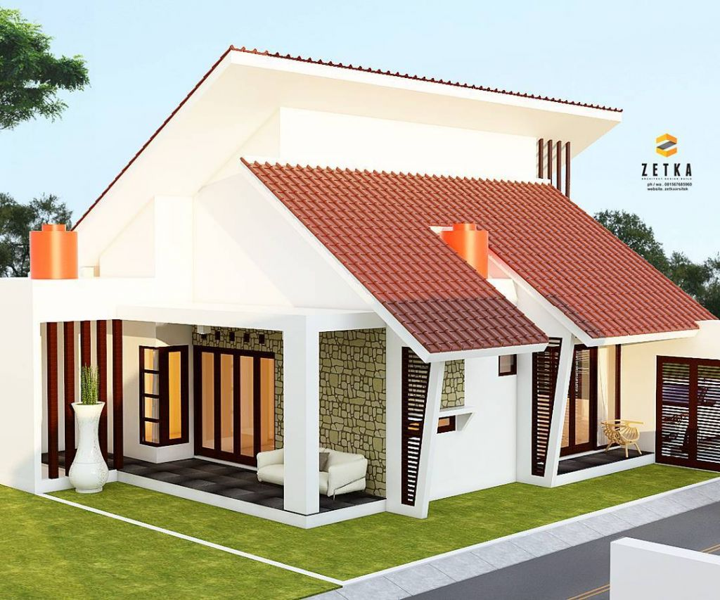 model rumah idaman terbaru