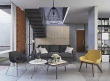 model interior rumah sederhana
