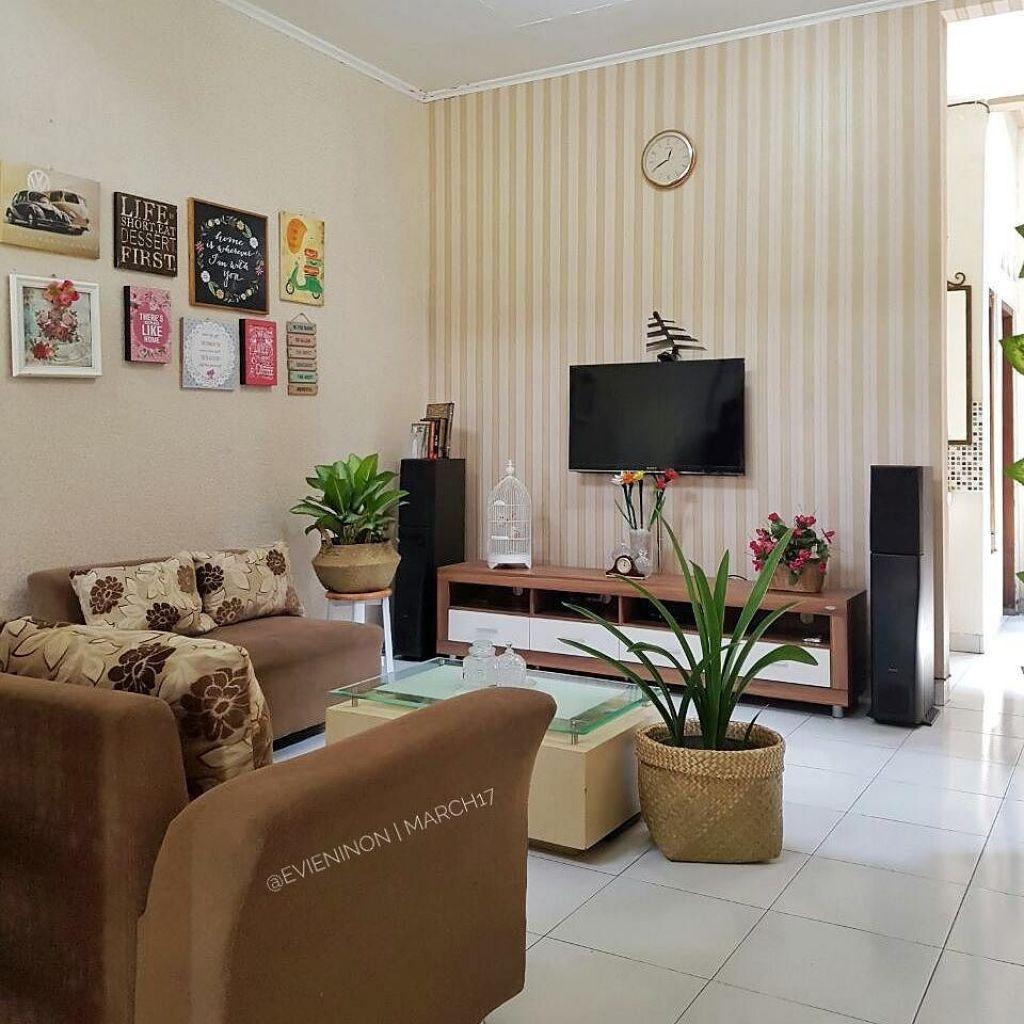 Desain Interior Ruang Keluarga Minimalis Klikbuzz