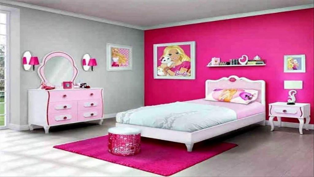 kamar tidur barbie
