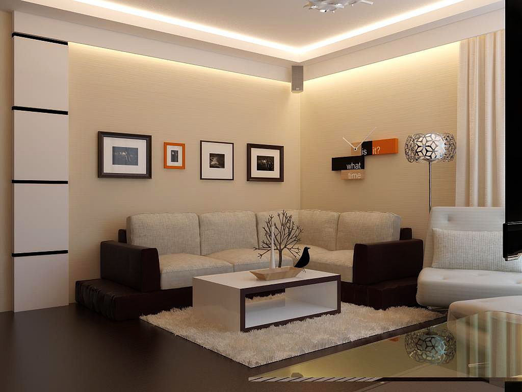 model ruangan rumah minimalis