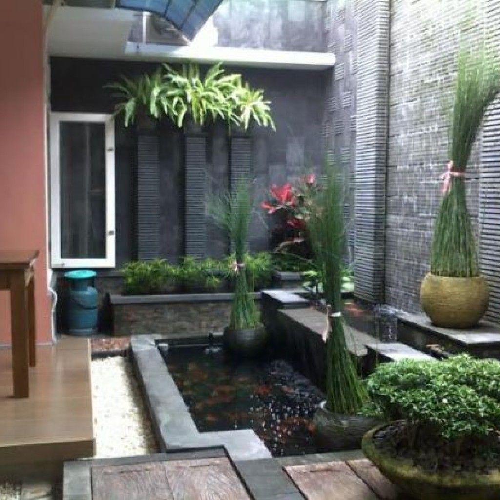 Contoh Desain Taman Belakang Rumah Minimalis Klikbuzz