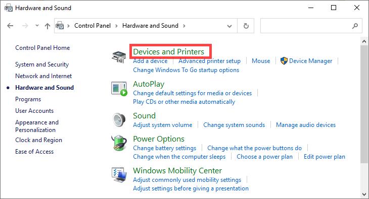 Cara Menghapus Driver Printer di Windows 10