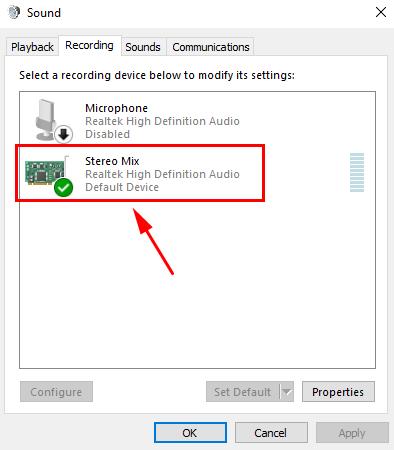 Cara Merekam Suara Windows 10